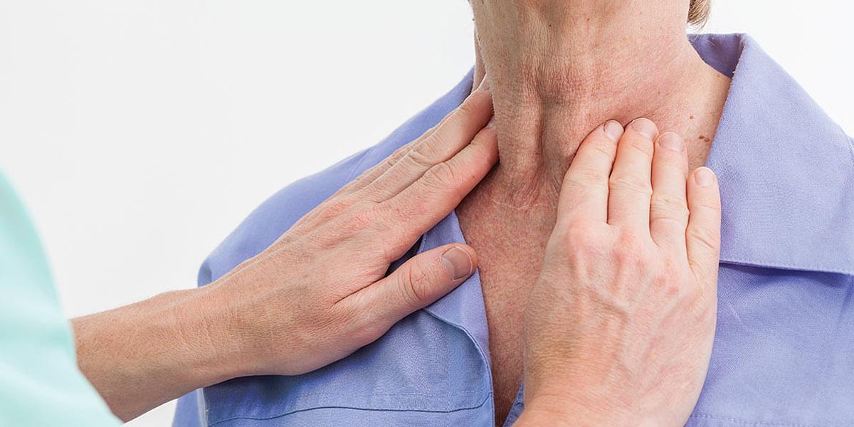 Problemi alla tiroide