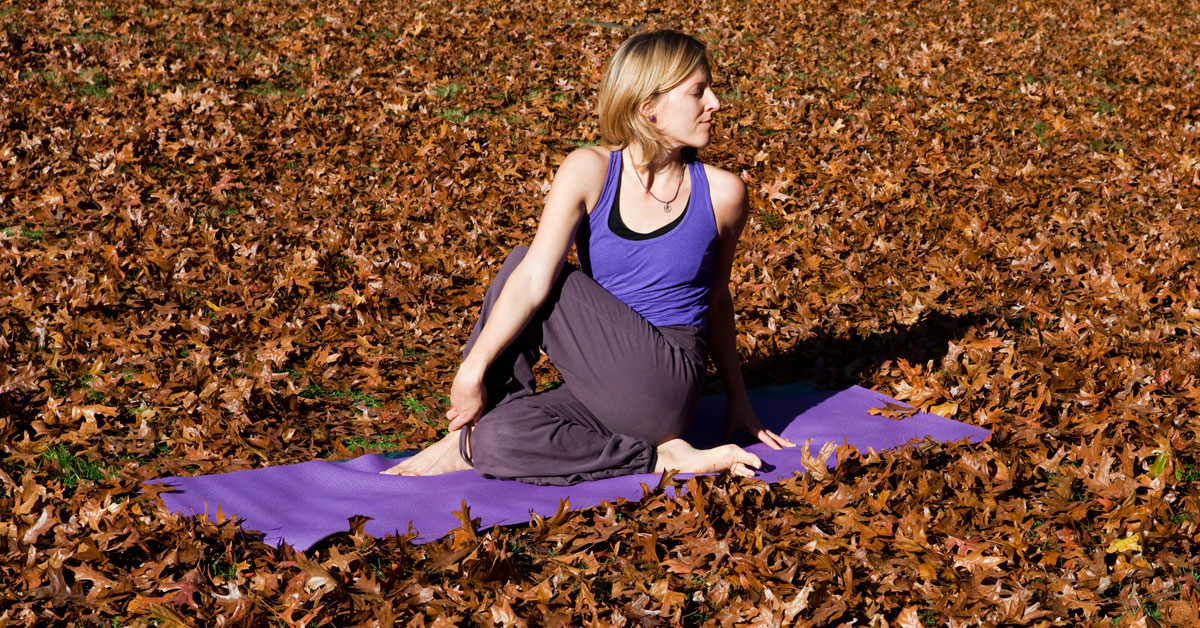 Esercizi yoga per le emozioni
