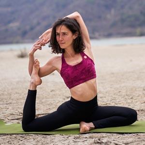 Yoga outdoor e natura