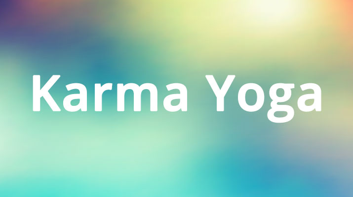 Che cose il karma yoga