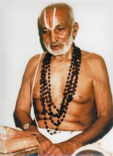 Krishnamacharya il padre dello yoga