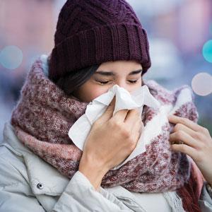 Yoga come cura naturale per raffreddore