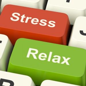 come eliminare stress yoga