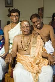 Pattabhi Jois famiglia