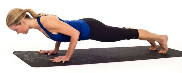 asana chaturanga dandasana yoga