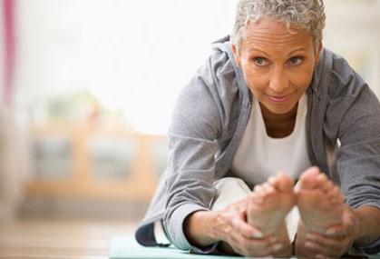 bisogna essere realistici per praticare yoga