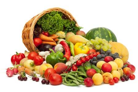 cibo vegetariano yoga