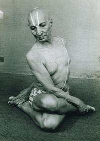 Krishnamacharya autore il nettare dello yoga
