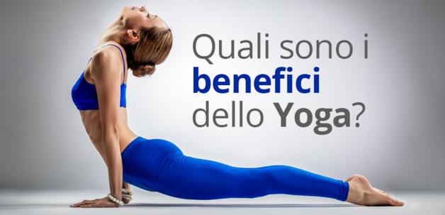 perche lo yoga fa bene
