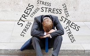 stress influsce sulla spina dorsale
