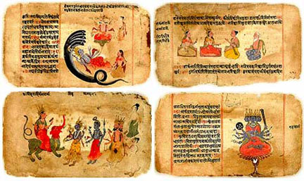 upanishad yoga secondo la tradizione