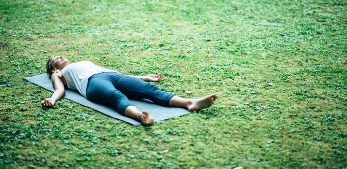 condizioni ideali per rilassamento profondo