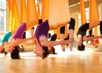 yoga in volo pratica