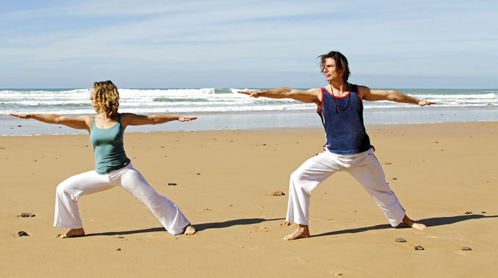 Yoga come prevenzione per il mal di schiena