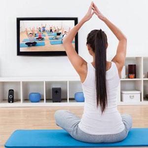 praticare yoga a casa