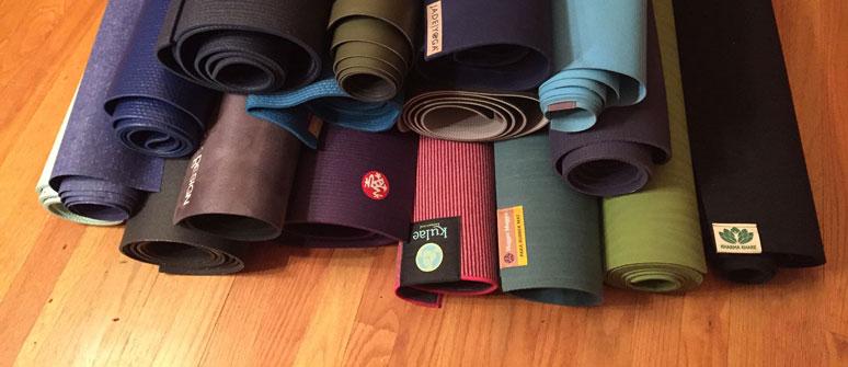 tappetino yoga per iniziare