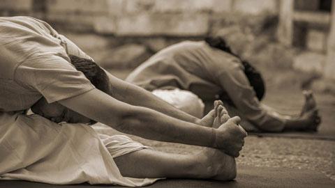 pratica asana hatha yoga