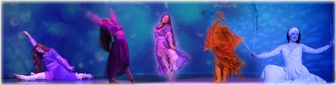 sara olivier fondatrice danza dello yoga