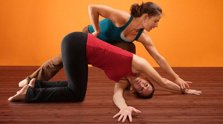 insegnante per iniziare yoga