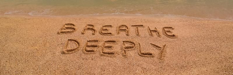 respirazione contro lo stress