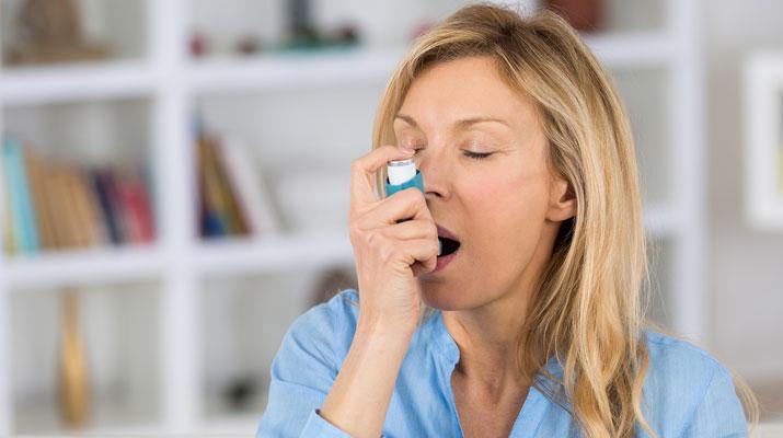 respirazione yoga combatte asma