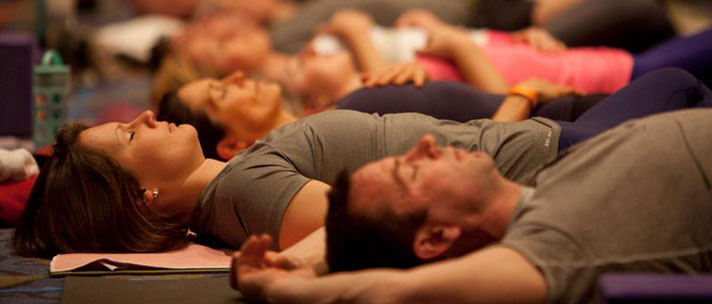 come si fa lo yoga nidra