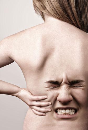 yoga e dolori alla schiena