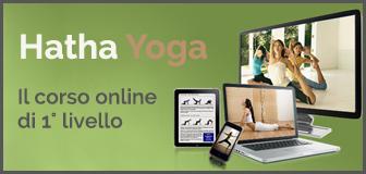 corso online hatha yoga