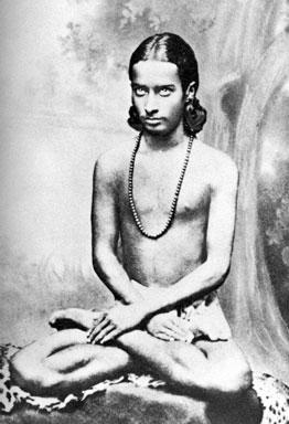 infanzia yogananda