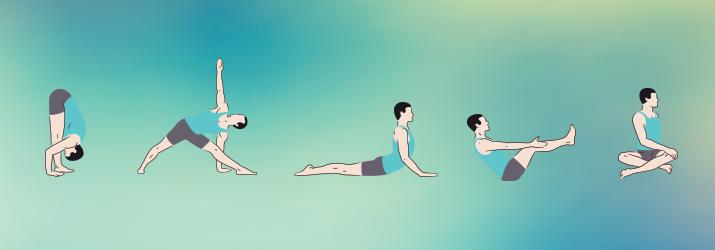 posizioni yoga per perdere peso