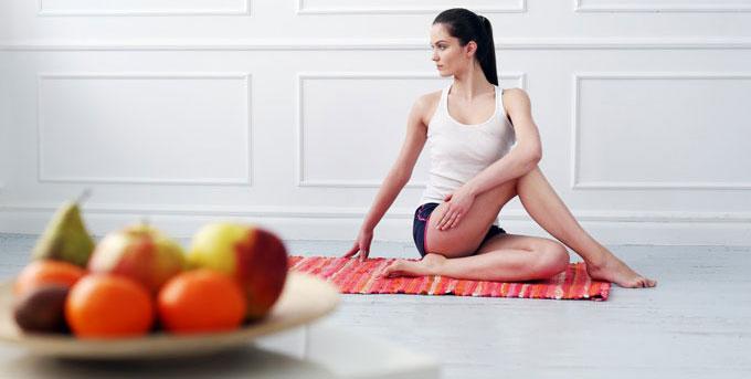 yoga alimentazione