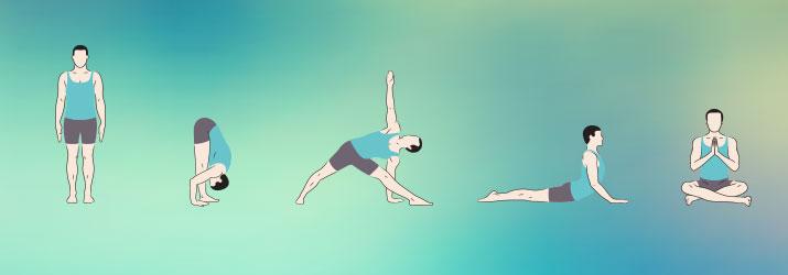 yoga per principianti posizioni importanti