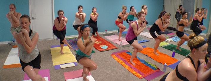 che cosa e il bikram yoga