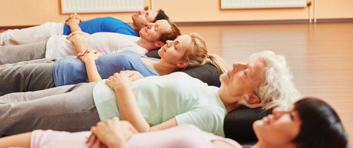 come praticare la respirazione diaframmatica