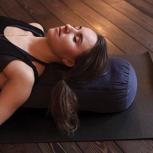 Bolster yoga per regalo