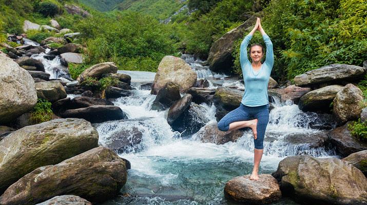 Yoga per la volonta