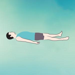 savasana per stanchezza
