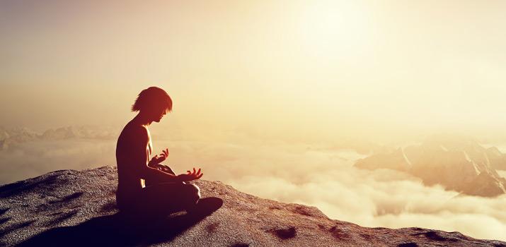 yoga meditazione stanchezza mentale