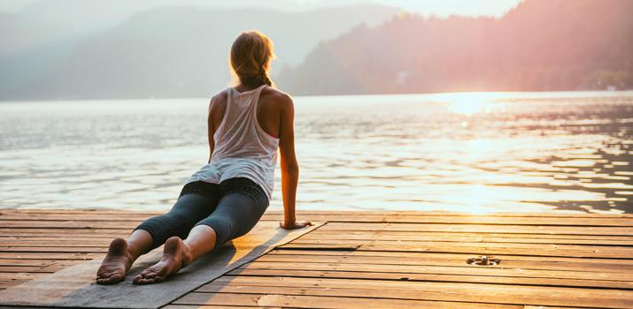 yoga stanchezza cronica