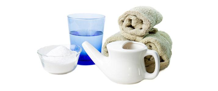come fare il lavaggio nasale