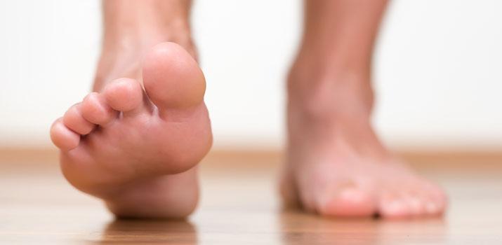 consigli per cura dei piedi
