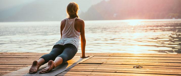 movimento e yoga