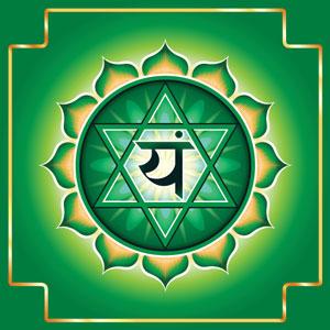 chakra del cuore anahata