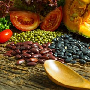 cibo naturale e di stagione