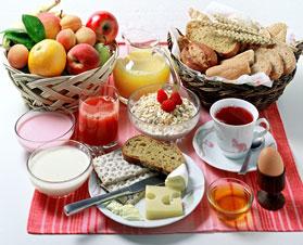 colazione abbondante