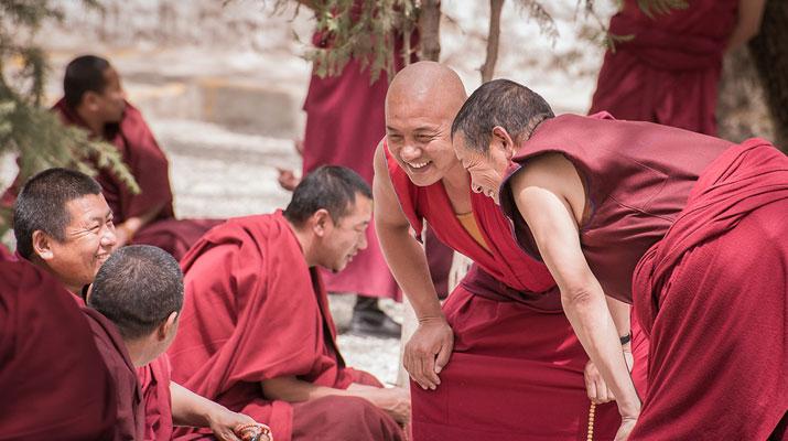 i segreti dei monaci tibetani