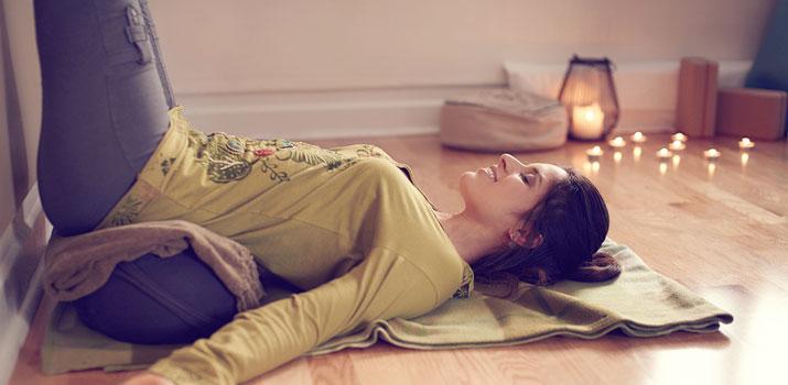 yoga e calma mentale