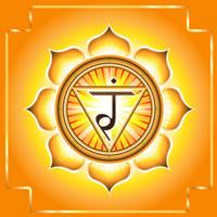 chakra manipura giallo