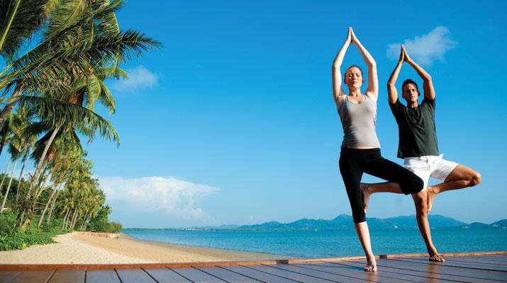 come superare l'ansia con lo yoga