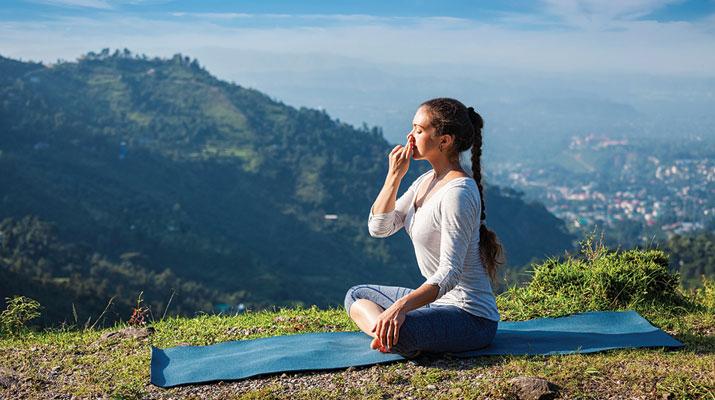 tecnica di respirazione contro ansia